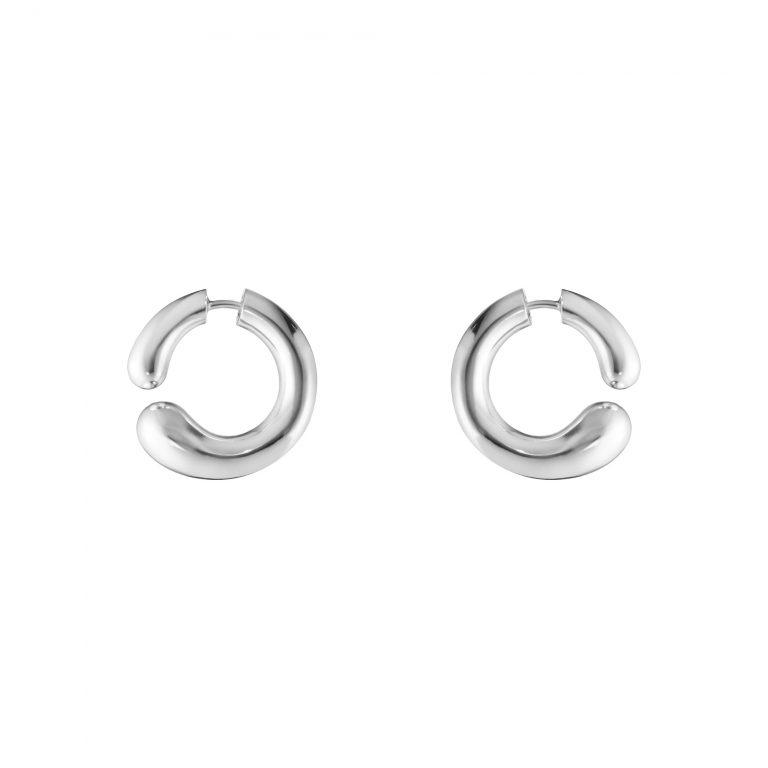 mercy 634d earrings side view