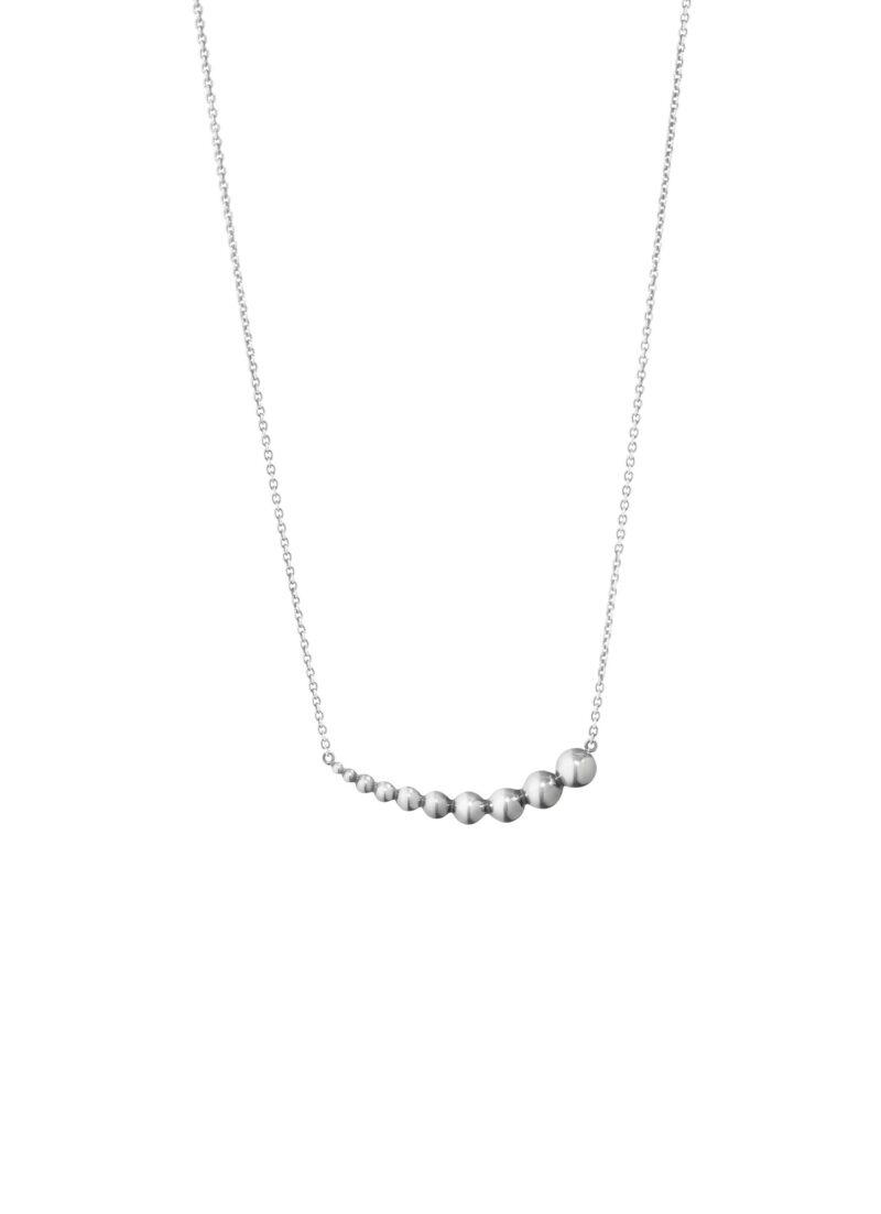 georg jensen moonlight grapes silver pendant