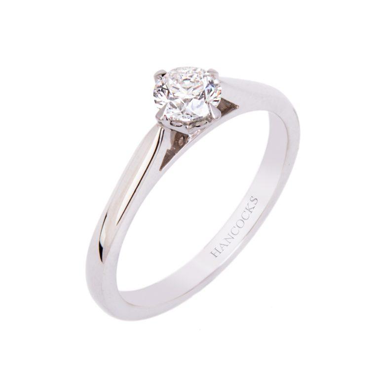 new lotus design diamond ring HC 100719 59