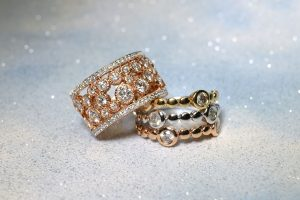 New Rose Gold And Diamond Rings Hancocks Jewellers 300x200
