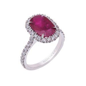 platinum-oval-ruby-halo-set-cluster-ring