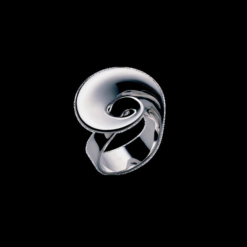 georg jensen mobius silver ring