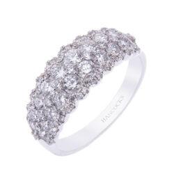 pave set diamond dress ring H1200 50