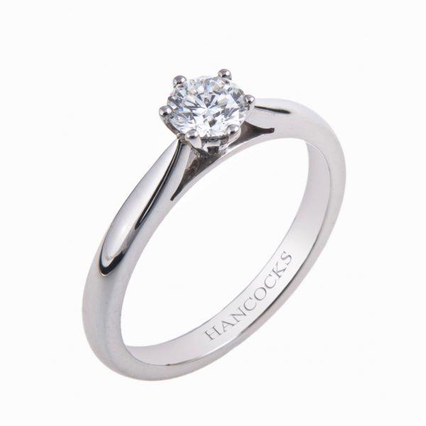 certificated-platinum-brilliant-cut-diamond-single-stone-ring