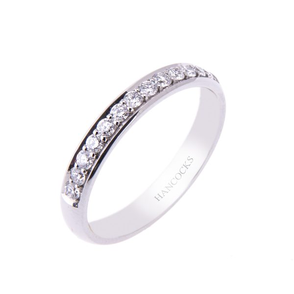 brilliant-cut-diamond-set-wedding-band-for-her