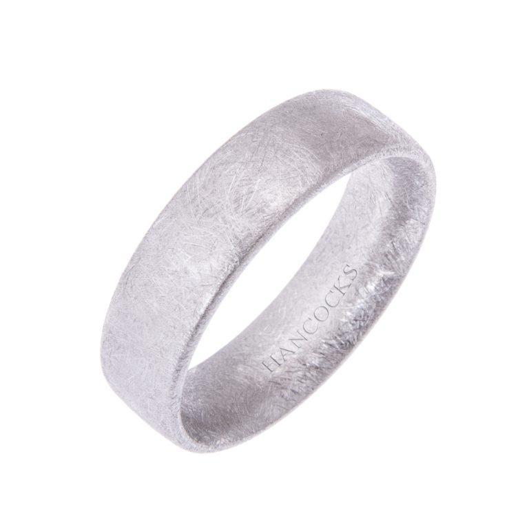 gents satin platinum-wedding-ring-hancocks-manchester