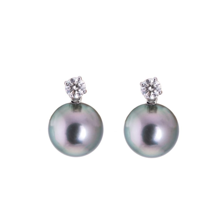 black-tahitian-pearl-and-diamond-stud-earrings-in-18ct-white-gold