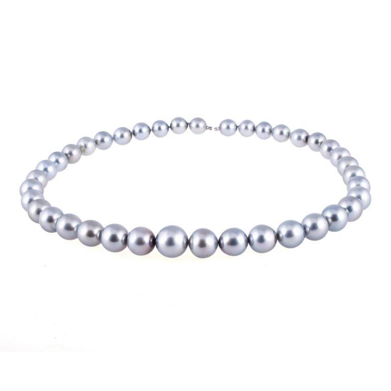 graduated-silver-grey-tahitian-pearl-necklet