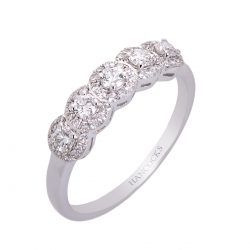 five-stone-diamond-ring