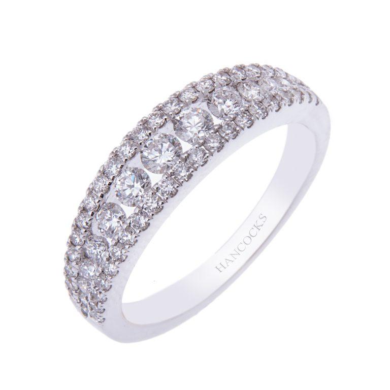 white gold diamond rung H1200 51